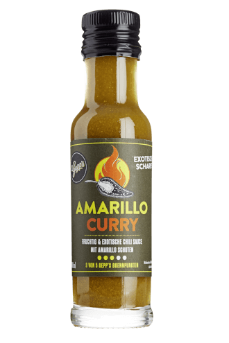 Amarillo Curry Sauce