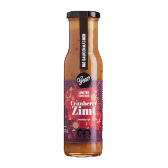 Cranberry Zimt Sauce - Limited Edition